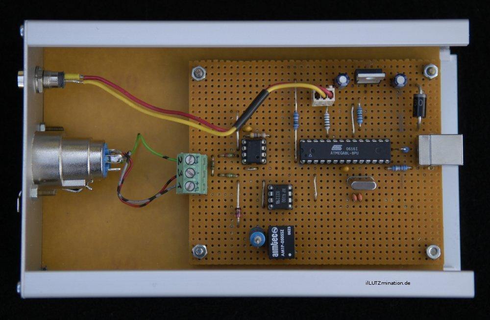 Berühmt Dmx Schaltplan Fotos - Elektrische Schaltplan-Ideen ...